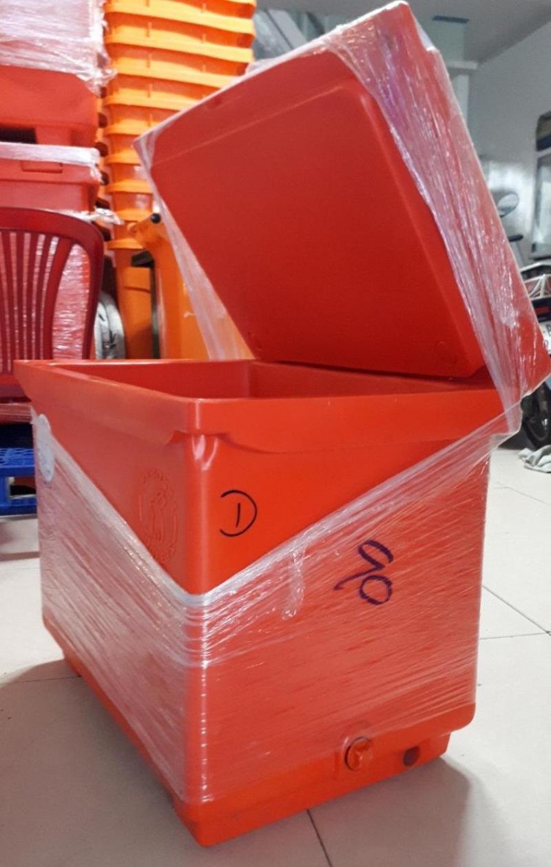Thùng giữ lạnh 230l, thùng giữ lạnh thái lan chất lượng