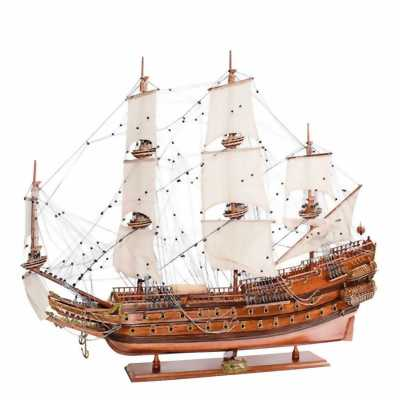 Mô hình thuyền gỗ WASA
