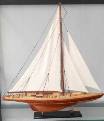 Mô hình thuyền gỗ Endeavour