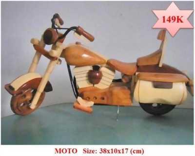 Đồng giá 149K sản phẩm mô hình gỗ trang trí.