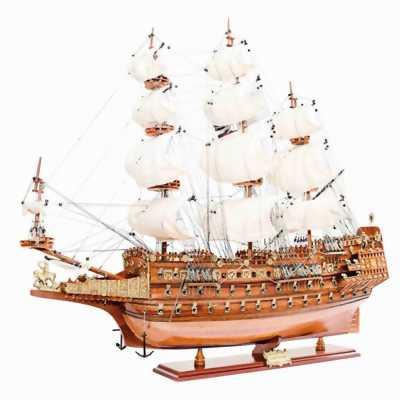 Mô hình thuyền gỗ Sovereign Of The Sea