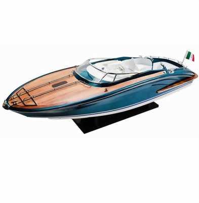 Thuyền gỗ Riva Rama