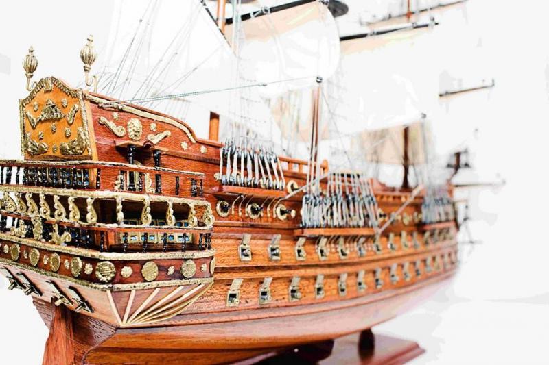 Thuyền gỗ San Felipe