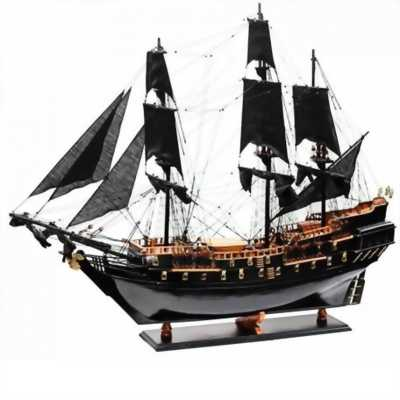 Thuyền gỗ Black Pearl