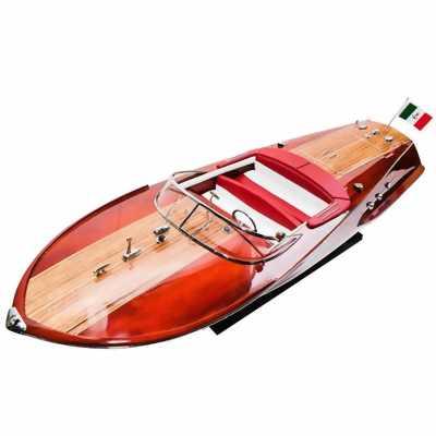 Thuyền gỗ Riva Ariston
