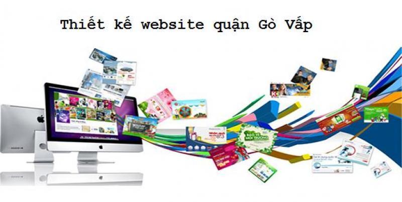 Dịch vụ thiết kế web Quận Gò Vấp