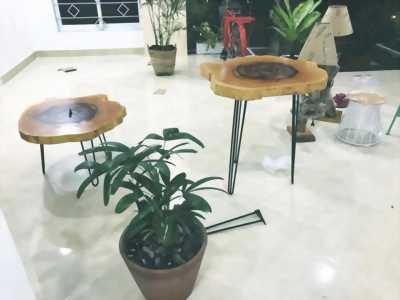 Chân sắt làm bàn làm ghế bao bền