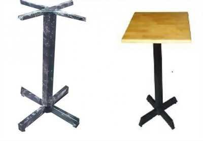 Chân bàn sắt, inox các loại gia công