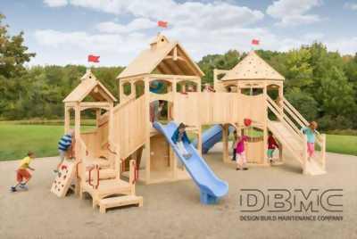 Lựa chọn nhà thầu uy tín nhất hiện nay để xây dựng, thiết kế khu vui chơi cho trẻ em