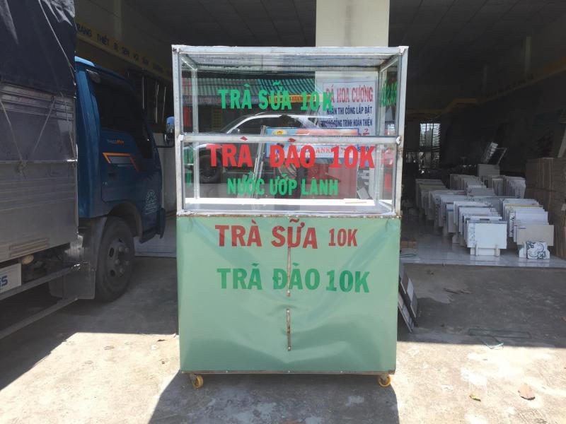 Bán xe trà sữa giá rẻ tại Bình Dương