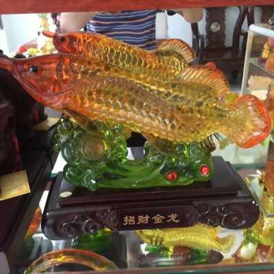 Tượng Phong Thủy Cá Rồng