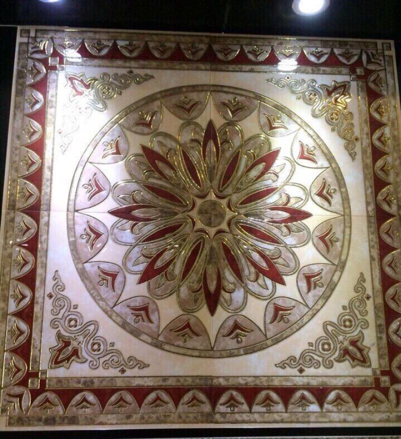 Gạch kính vuông lát sàn