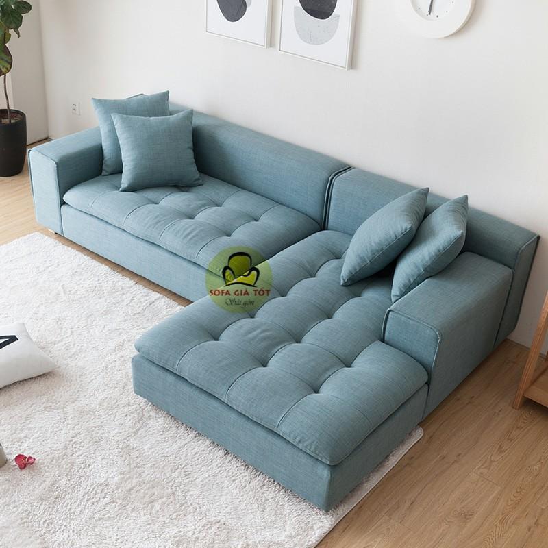 Sofa góc L mẫu độc quyền cực hot 2019