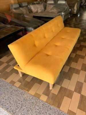 Thanh lý sofa bed Nhung