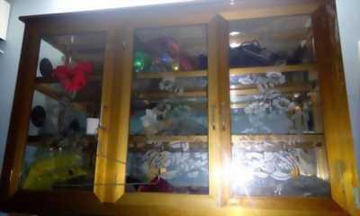 Tủ đựng đồ 3 ngăn cũ