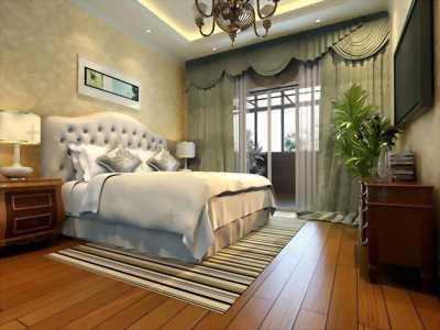 Nội thất phòng ngủ tân cổ điển giá thanh lý