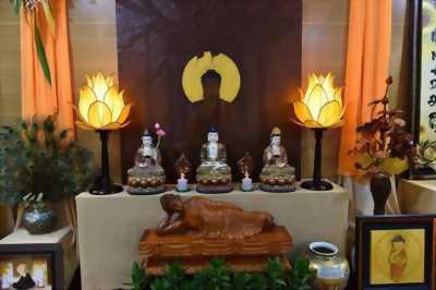 Quan Thế Âm - tượng phật gỗ Hương