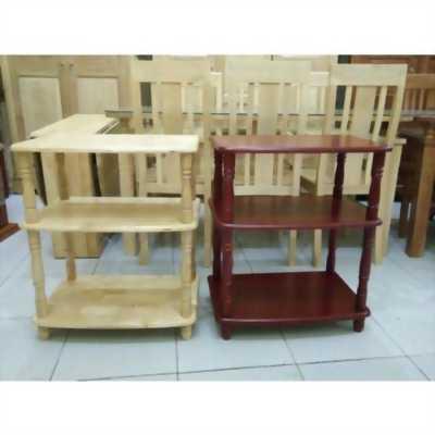 Kệ tivi gỗ 3 tầng