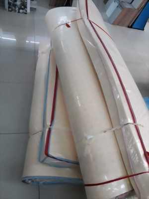 Nệm cao su thiên nhiên 1m6x2mx10cm (Bảo hành 12 năm)