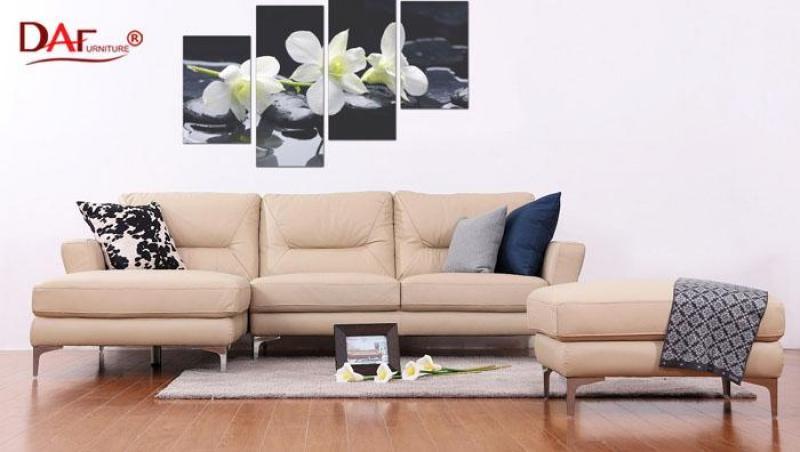 Sofa cho phòng khách thêm sang trọng