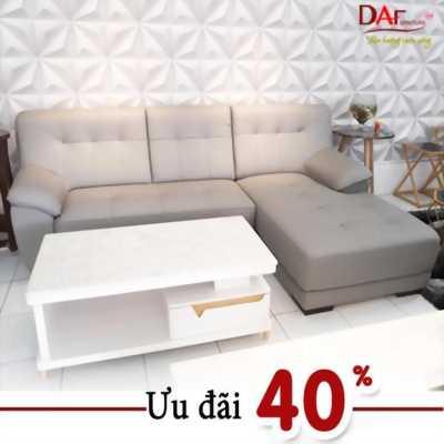 Sofa đơn giản cho phòng khách