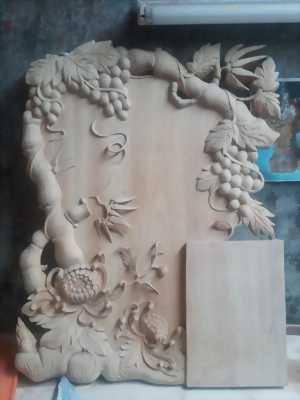 Lịch gỗ treo tường mỹ nghệ