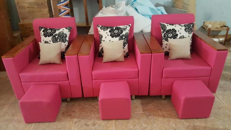 Ghế sofa nail TP HCm