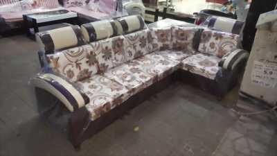 Sofa góc phòng khách giá rẻ