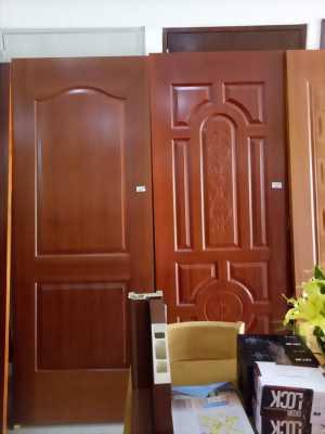 Cửa gỗ công nghiệp cho công trình nội thất Bình Tân Quận 6