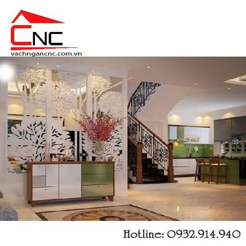 Tổng hợp những mẫu vách ngăn CNC làm đẹp cho căn nhà bạn