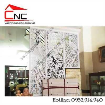 Vách ngăn CNC cầu thang - Giải pháp làm đẹp căn nhà