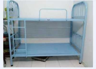 Giường tầng duy phương. mới 100%. giao hàng miễn phí HCM