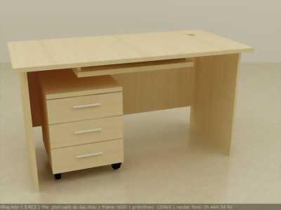 Xưởng chuyên phân phối bàn gỗ MDF giá rẻ