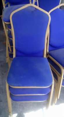Thanh lý ghế chân sắt cũ mới 90% giá rẻ
