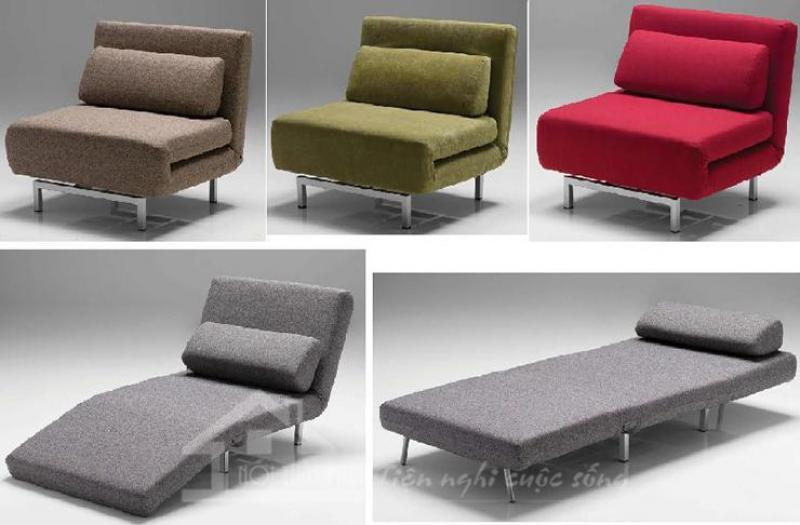 Sofa giường đa năng 2in1, sofa giường tiện lợi, giá hấp dẫn