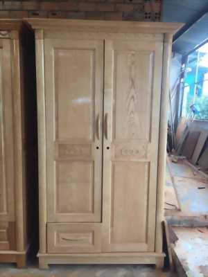 Tủ áo gỗ sồi, (giá tại xưởng)