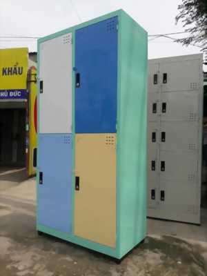Locker 4 cánh sơn tĩnh điện cao cấp
