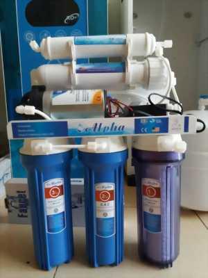 Máy lọc nước hộ gia đình