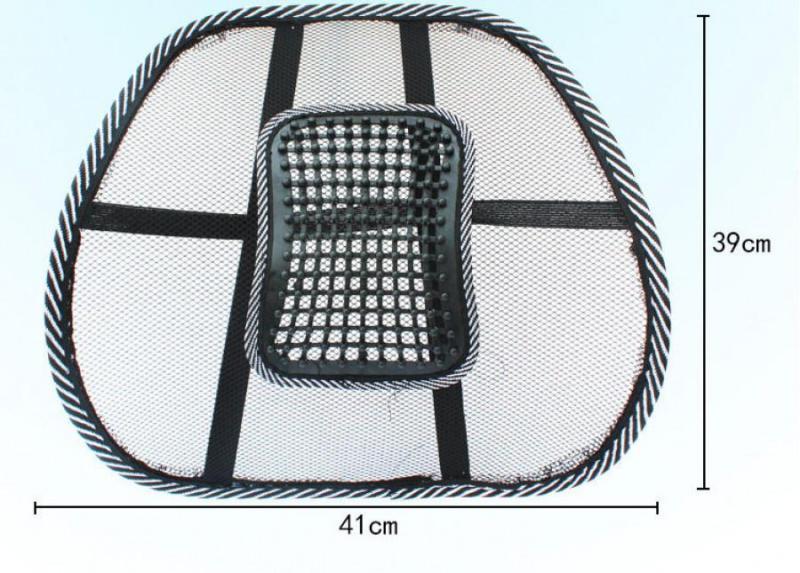Tấm lưới đệm dựa lưng ghế văn phòng, xe hơi GD0016