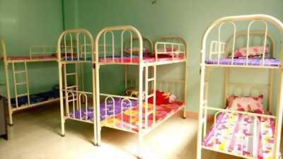 Giường tầng 80x2m cho ký túc, nhà trọ giá tốt