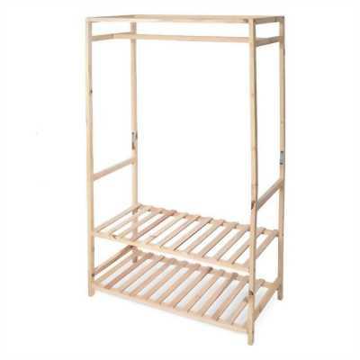 Chuyên cung cấp Tủ vải khung gỗ 3 buồng