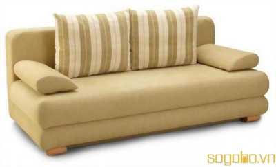 Ghế sofa giường vải bố tiện dụng