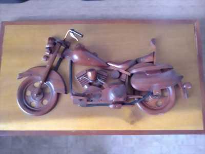 Thanh lý Tranh gỗ trang trí Motorcycle giá rẻ
