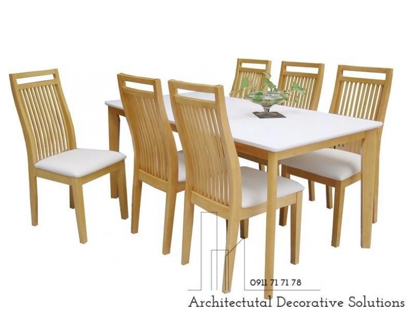 Bàn ghế ăn khuyến mãi, bộ bàn ghế ăn đẹp có sẵn tại nội thất Decoviet