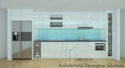 Thi công tủ bếp, đóng tủ bếp đẹp giá rẻ, miễn phí thiết kế