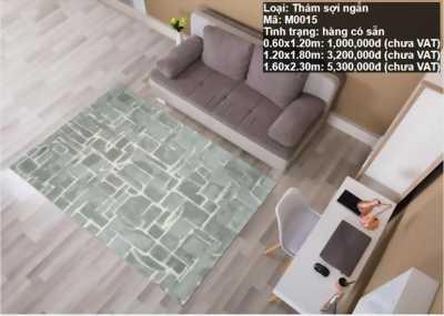 Thảm sofa, thảm lót ghế sofa giá rẻ, thảm sofa phòng khách