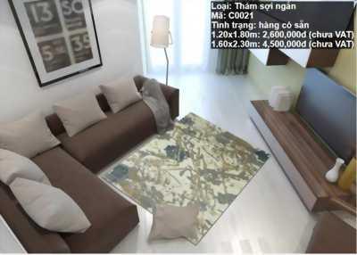 Thảm sofa phòng khách, thảm trải sofa giá rẻ, thảm sofa nhập khẩu