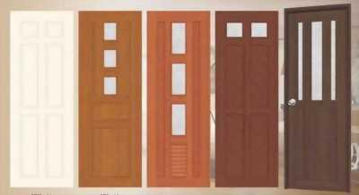 Những đặc điểm cấu tạo và ưu điểm của cửa nhựa giả gỗ