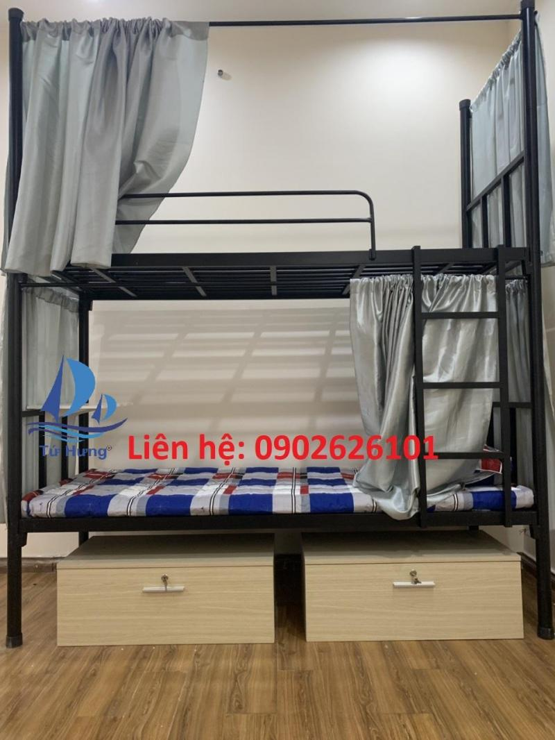 Giường Tầng Homestay cao cấp