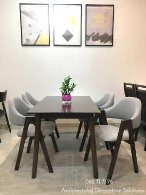 Bộ bàn ăn đẹp giá rẻ, bàn ghế ăn cao cấp, bàn ghế ăn khuyến mãi hấp dẫn